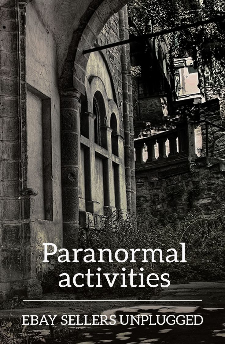 Have you ever met a ghost hunter? That's about to change