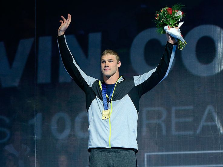 Kevin Cordes, Lilly King and Townley Haas are among the rising stars in U.S. swimming