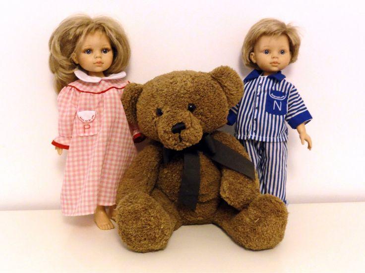 Image - Nounours, Nicolas et Pimprenelle! - GILDA et ses poupées.. GILDA and her dolls... - Skyrock.com