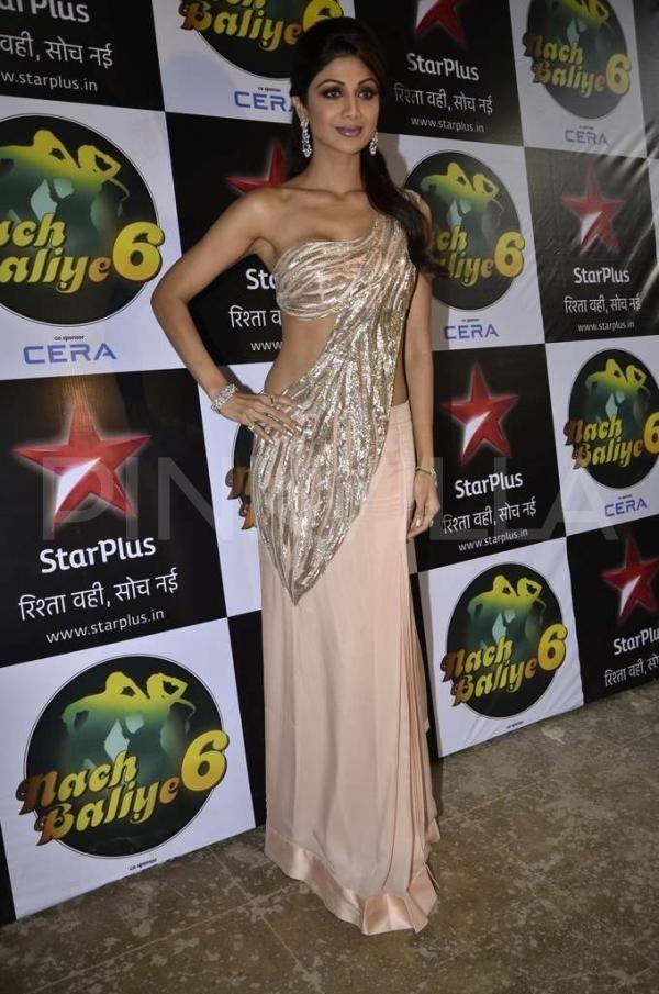 Shilpa Shetty celebrates Diwali on the sets of Nach Baliye   PINKVILLA