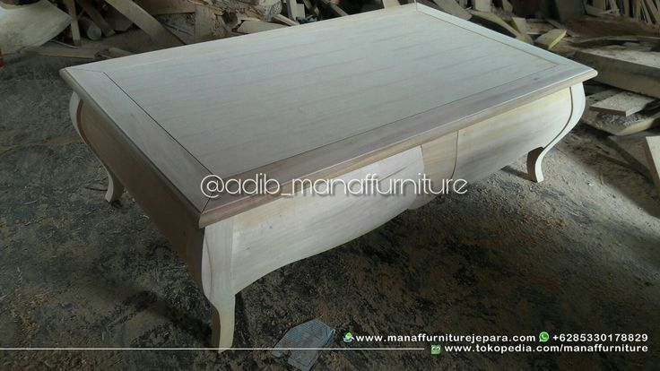 Meja Kopi, Coffee table, Meja Tamu, Meuble jepara  Order 085330178829 www.tokopedia.com/manaffurniture