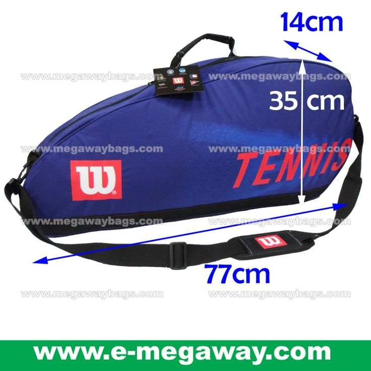 #Wilson #WilsonSports #Tennis #Professional #Coach #Team #Player #Red #Racket #Squash #Badminton #Racquet #Bags #Duffel #Megaway #MegawayBags #CC-1374, Sporting Gear, Other Sports Equipment on Carousell