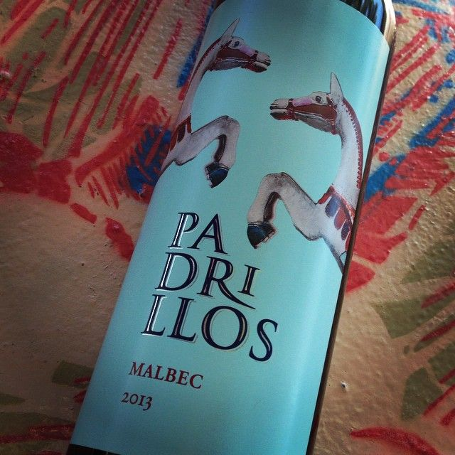 do you like the new label? #Padrillos wine by #ErnestoCatena Vineyards - tikalnaturalvineyards's photo on Instagram