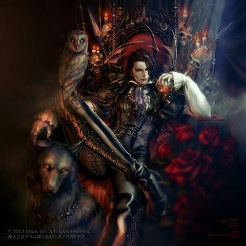 Spirit halloween contest...boo!!!:)(veronica d) Vampire-Castlevania