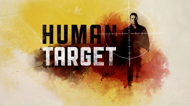 The opening titles to the show Human Target, produced by Imaginary Forces. Nominated for the 2010 Outstanding Title Design Emmy.  http://www.imaginaryforces.com/featured-work/broadcast/human-target/  Creative Director: Karin Fong Designer: Jeremy Cox Animators: Jeremy Cox, Danny Kamhaji, Ted Kotsaftis,  Gabe Regentin Editor: Adam Spreng Producer: Cara Mckenney