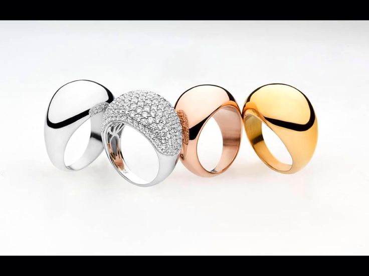The Serenity Rings from the Envy Spring/Summer Collection. https://envyjewellery.com.au/lookbooks
