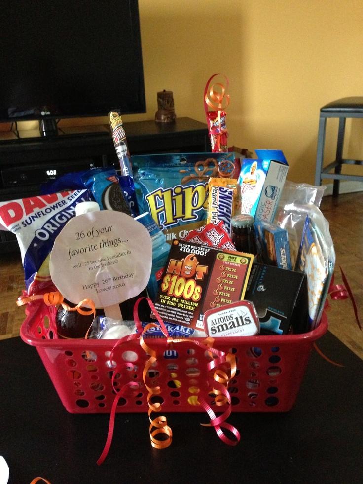 Gift Ideas For Boyfriends 26th Birthday