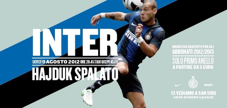 Inter, Sneijder, 2012 match day design, Leftloft.