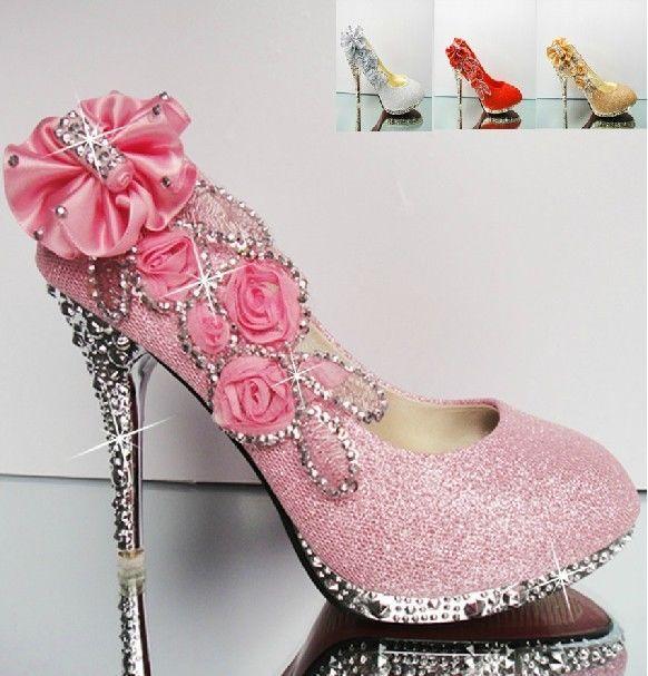 احذية فخمة للعروس