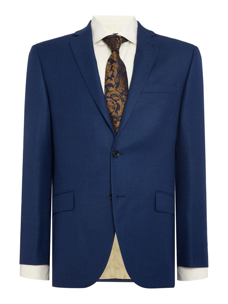 Buy: Men's Corsivo Roberto italian wool birdseye flannel suit jacket, Blue for just: £65.00 House of Fraser Currently Offers: Men's Corsivo Roberto italian wool birdseye flannel suit jacket, Blue from Store Category: Men > Suits & Tailoring > Suit Jackets for just: GBP65.00