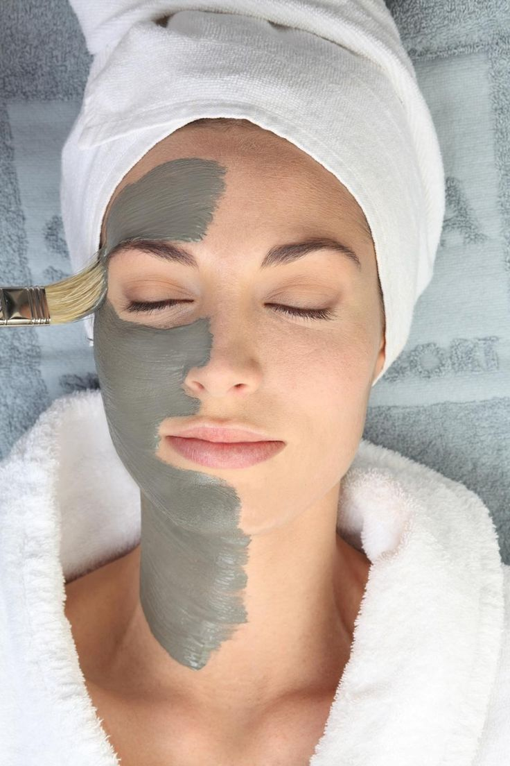 Mud Mask spa treatment