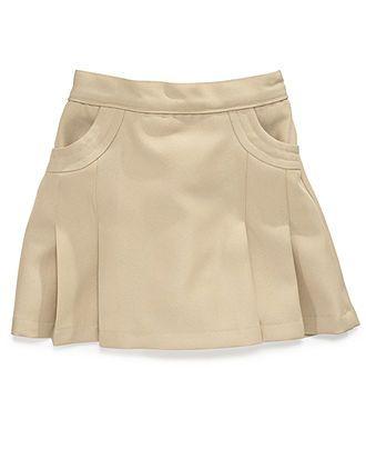 Nautica Kids Skirt, Girls Pleated Uniform Scooter - Kids - Macy's