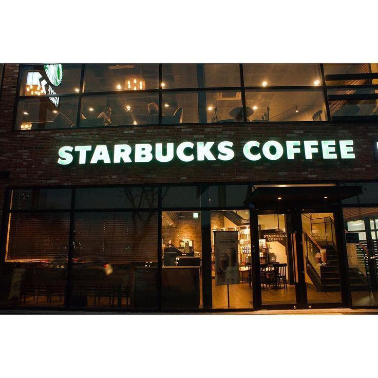 빛나는 이 곳.  . . . #STARBUCKS #COFFEE #CAFE #스타벅스 #커피 #카페 . @starbuckskorea @starbucks