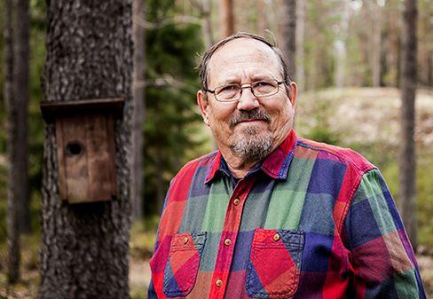 Vipukirveen keksijä Heikki Kärnä