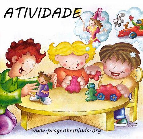 figuras-para-trabalhar-rotina-educacao-infantil-atividade.jpg (498×483)