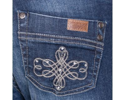 L-pro West Jeans Amy Blue