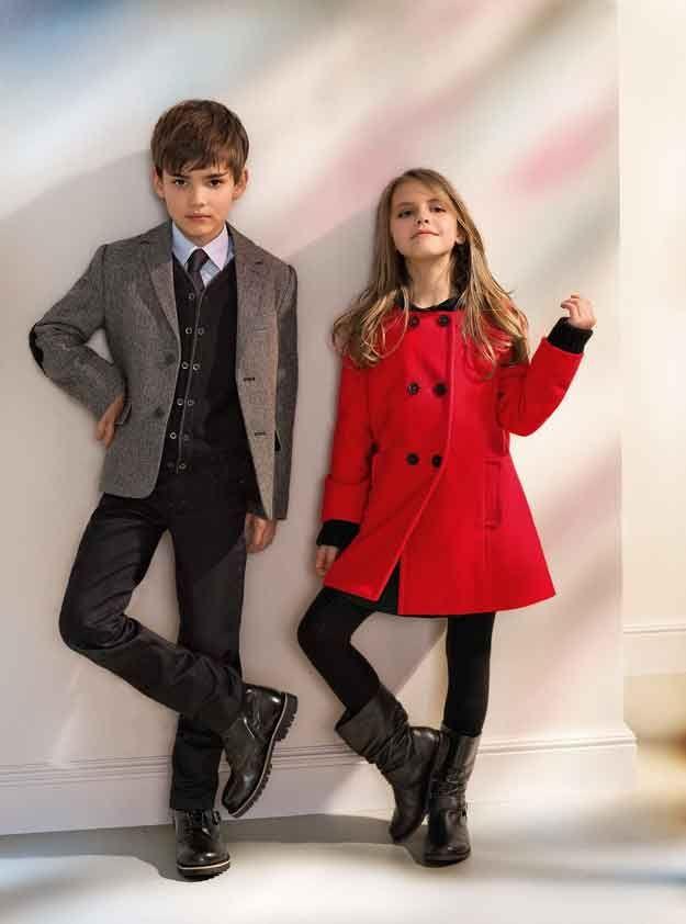 6e9e15b78e3 BOSS Kids Wear Preview: Hugo Boss Fall/Winter 2010 Collection - Child Mode