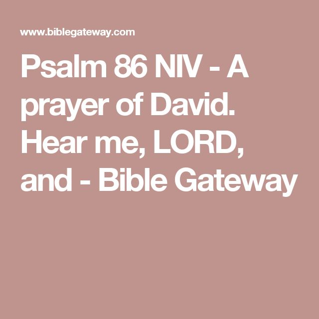 an analysis of davids prayer of repentance David's prayer in the cave no 2282 a sermon intended for reading on lord's-day, november 13, 1892 delivered by c h spurgeon, at the metropolitan tabernacle.