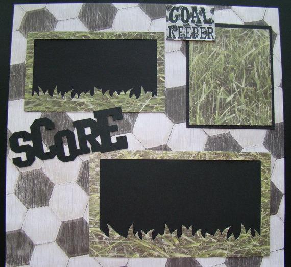 Grade 3 A Theme soccer