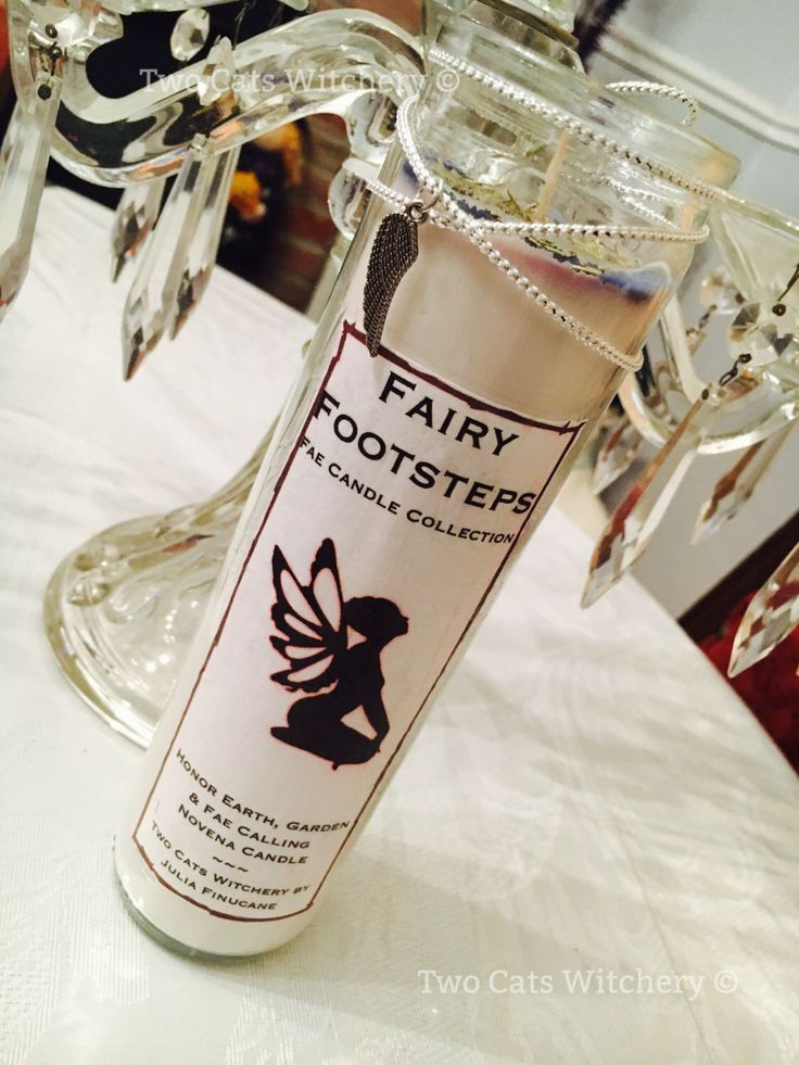 Fairy Magick Candles | Fairy Spell Candle | Ritual Novena Prayer Candle | Fae Fearie Garden | Handmade Wiccan Candle | Fairy Divination by TwoCatsWitchery on Etsy https://www.etsy.com/listing/473187156/fairy-magick-candles-fairy-spell-candle