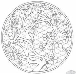 coloring pages of chinas flower - photo#40