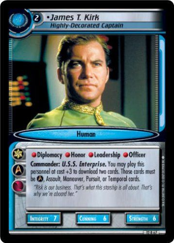 STAR TREK CCG 2E THESE ARE THE VOYAGES NEARLY COMPLETE SET 116 of 122 CARDS NO FOILS @ niftywarehouse.com #NiftyWarehouse #StarTrek #Trekkie #Geek #Nerd #Products