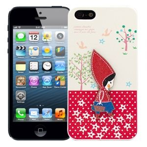 "Чехол для iPhone 5/5s ""Little Red Riding Hood"" ― Kawaii Factory"