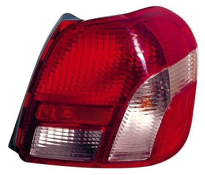 Toyota Echo 00-02 Tail Light Assembly RH USA Passenger Side
