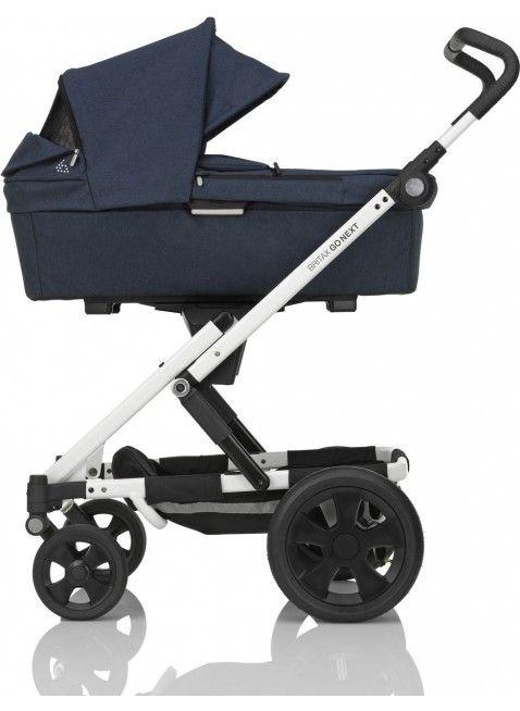 britax go next kinderwagen set wei navy melange navy and strollers. Black Bedroom Furniture Sets. Home Design Ideas