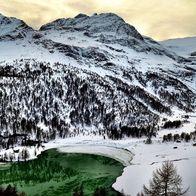 Bernina Express, Chur, Switzerland