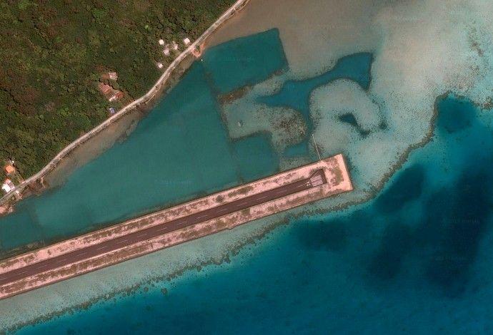 Αεροδρόμιο Ραϊβαβάε - Γαλλική Πολυνησία