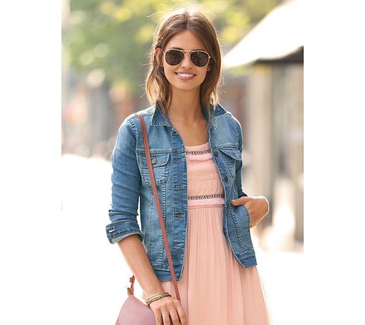 Džínová bunda | modino.cz #modino_cz #modino_style #style #fashion #summer #bestseller