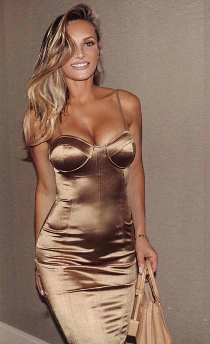 $59.99 Bra Tube Flash Material Bodycon Dress | Pinned by: @900ks