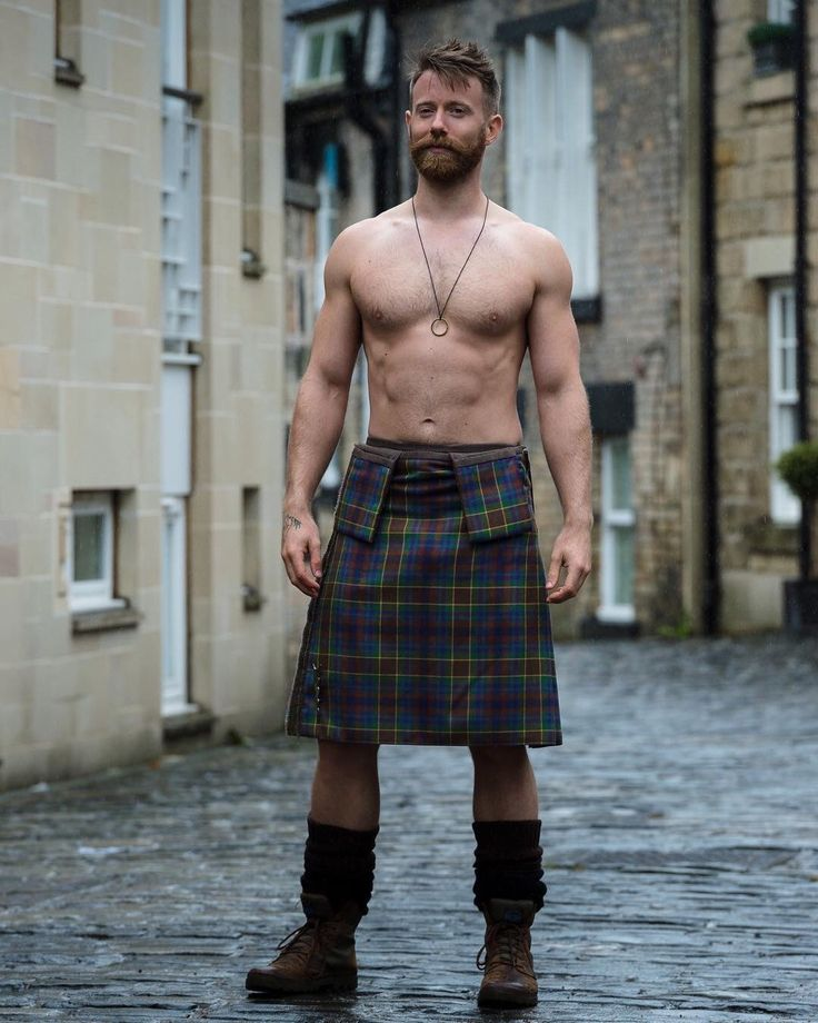 Scottish men hot