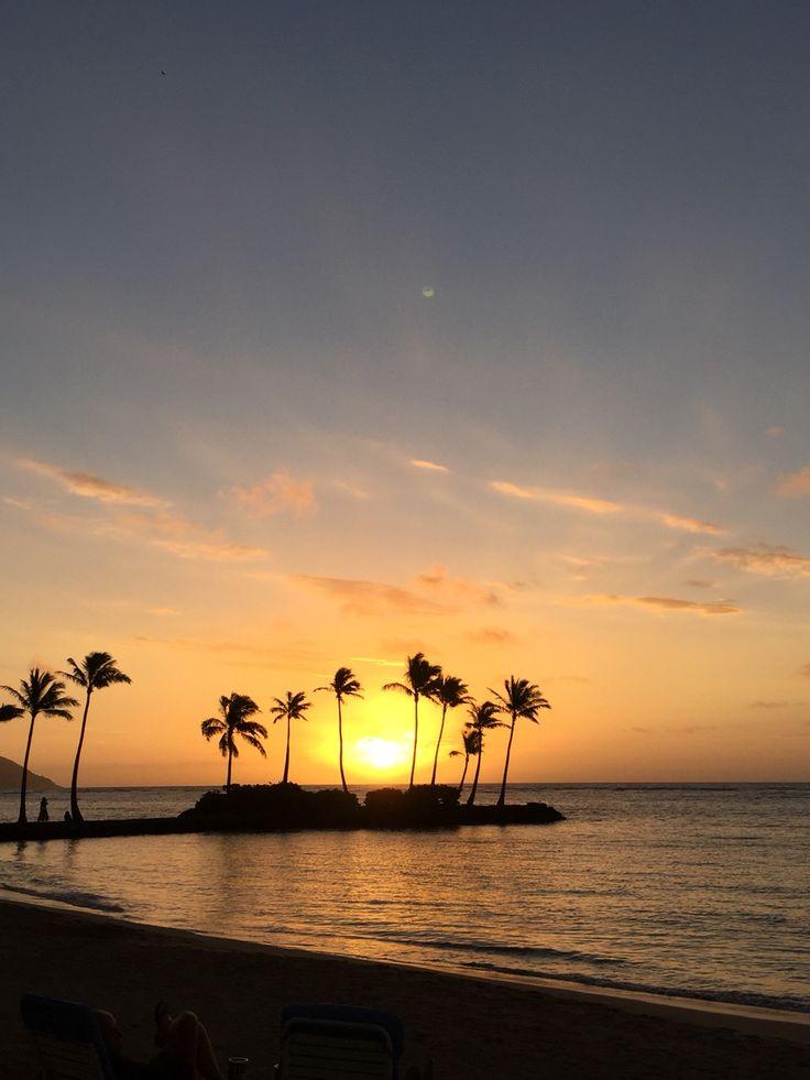 kahala hotel sunrise♡