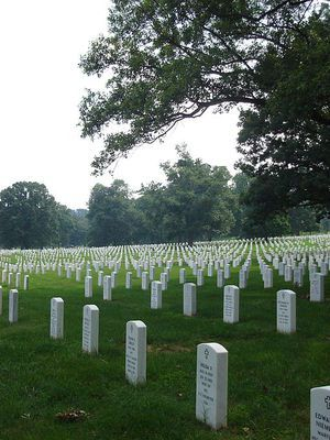 Search Arlington Cemetery's Gravesites and Map Online