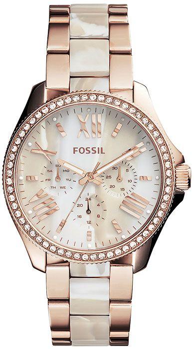 Zegarek damski Fossil Ladies Dress AM4616 - sklep internetowy www.zegarek.net