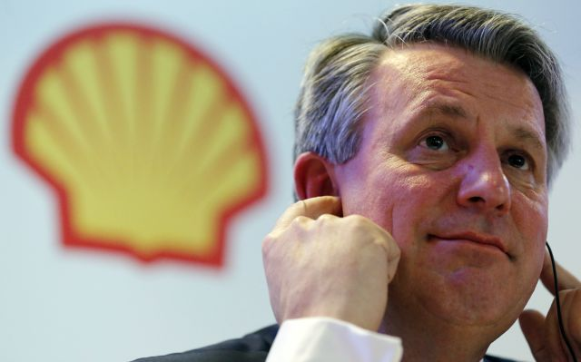 Ben van Beurden, chief executive officer of Royal Dutch Shell, is a vocal proponent of the Paris Agreement.