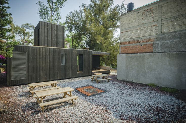 Gallery of The Black Cabin / Revolution Architects - 28