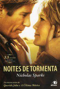 """""""Noites de Tormenta contem uma narrativa de fácil compreensão, ao mesmo tempo em que é muitíssimo bem escrito. Sua leitura foi agradável e singela, devido à delicadeza ímpar de sua escrita. Há romantismo, intensidade e, principalmente, realidade no confronto de sentimentos internos das personagens."""" Literatura Estrangeira / Romance, Nicholas Sparks."""