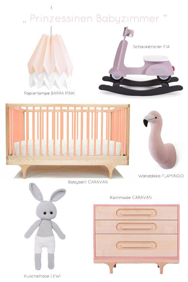 Entdecke Tolle Ideen Fur Babyzimmer Madchen In Rosa Und Altrosa