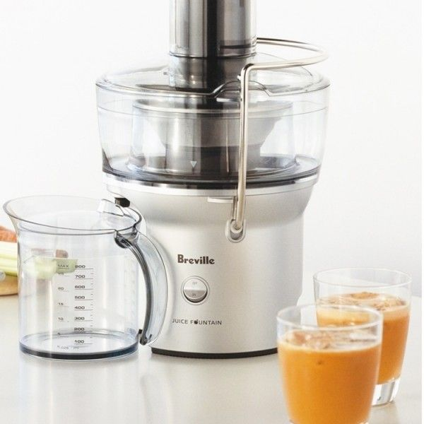 The Juice Fountain Compact Juice Extractor