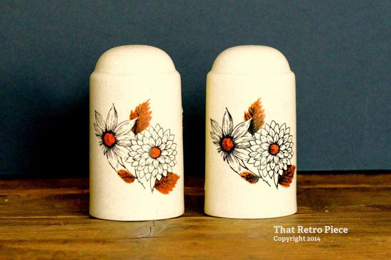 Johnson of Australia 'Russet' salt and pepper by ThatRetroPiece