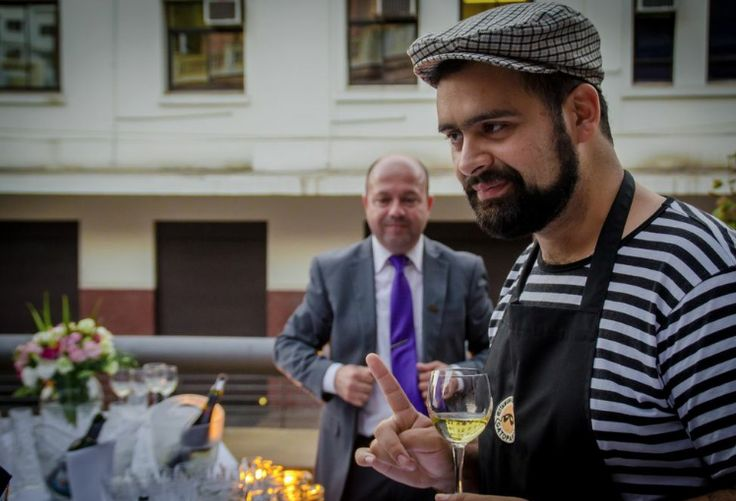 Sommeliers and Charm