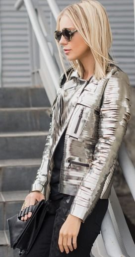 Metallic creation | Catalina Grama #metallic