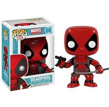 2015 nuevos X-Men Deadpool 10 cm Funko POP Deadpool película figuras PVC juguetes Kids Collection(China (Mainland))