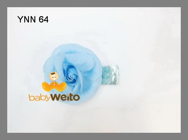 YNN 64  Bandana Bunga Besar  Warna sesuai gambar  IDR 25*