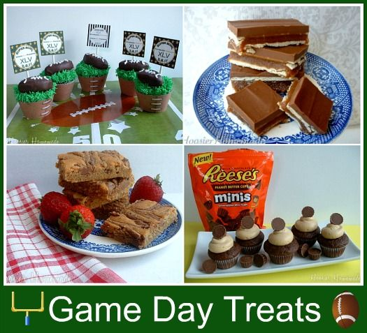 Game Day Food for under $50