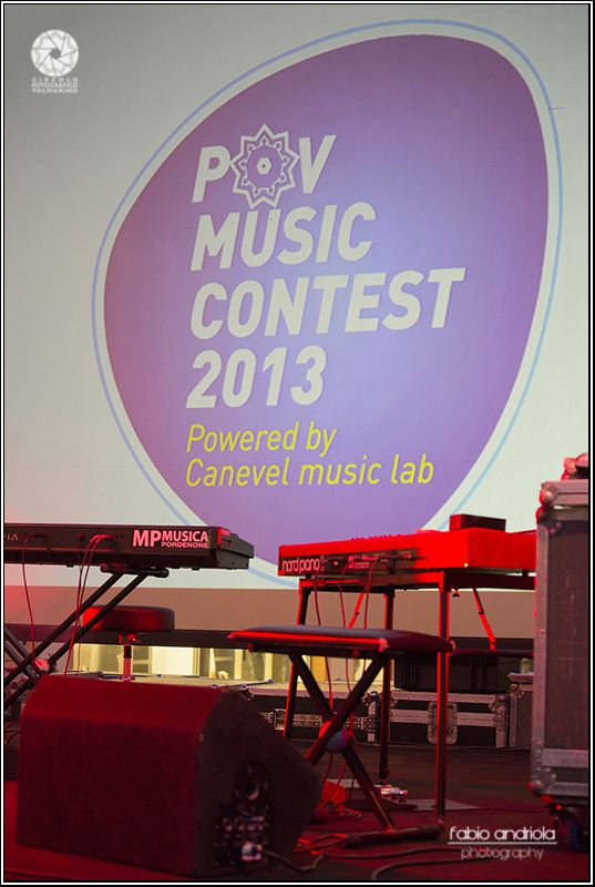 POV MUSIC CONTEST 2013 @ Palmanova Outlet Village
