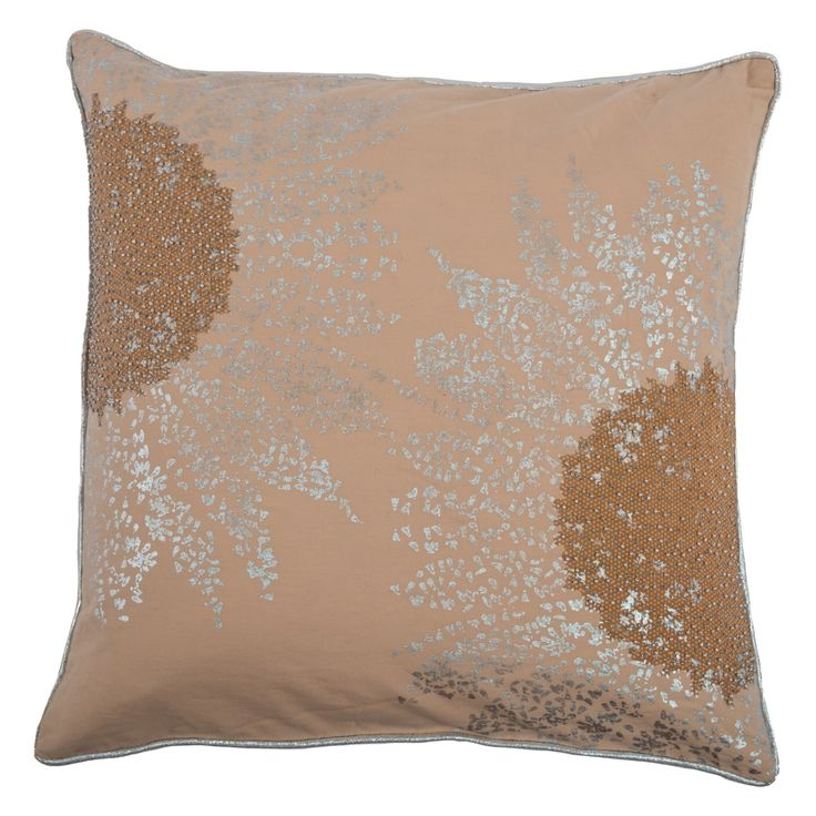 Rizzy Home T08014 Decorative Throw Pillow ...